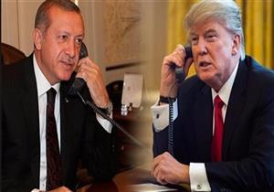 ترامب يهنئ أردوغان على فوزه بالانتخابات.. ويتفقان على تحسين التعاون