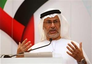 """أنور قرقاش: قطر تزيّف الحقائق و""""حبل الكذب قصير"""""""