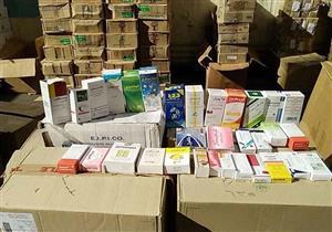نقيب الصيادلة: رصدنا دخول 6 أنواع أدوية مهربة لمصر  - فيديو