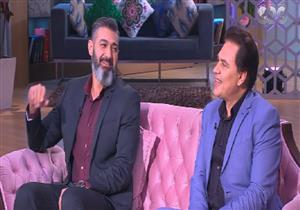 """ياسر جلال: محمد رياض """"ملاك"""" ماشي على الأرض - فيديو"""