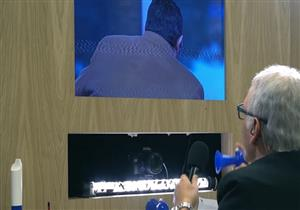 رامز جلال ينتقم من مجدي عبد الغني بطريقة كوميدية -فيديو