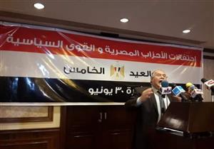 """""""الشهابي"""": الإخوان """"جماعة شياطين"""".. والغرب يتربص بمصر"""
