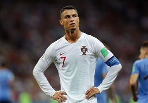 رونالدو يودع مونديال روسيا بعقدة أزلية
