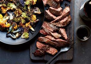 هكذا تحضرين اللحم المشوي بالصوص بسعرات حرارية منخفضة