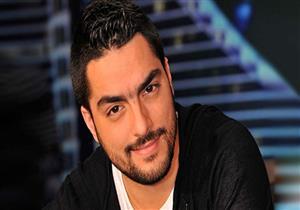 صورة..حسن الشافعي وشيرين عبد الوهاب يتبرعان بالدم في حملة خيرية
