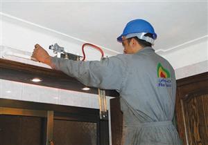 توصيل خدمة الغاز الطبيعي لجميع الوحدات السكنية بمحافظة الغربية