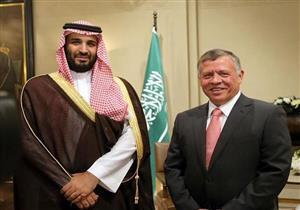 ملك الأردن يبحث هاتفيا مع ولي العهد السعودي التطورات الإقليمية