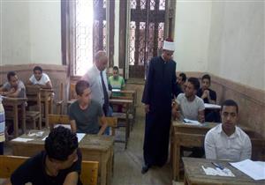 الأزهر: 27 محضر غش في امتحان النحو لطلاب الأدبي بالثانوية