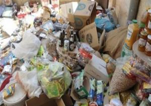 إعدام 151,4 طن أغذية فاسدة وغلق 212 منشأة غذائية في الإسكندرية