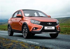 """""""لادا"""" تبدأ رسميًا في بيع سيارات """"Vesta Cross"""" سيدان (فيديو)"""