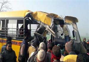 ارتفاع حصيلة ضحايا الحادث المروري في الهند إلى 47 قتيلًا