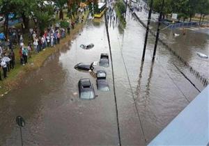 ارتفاع حصيلة ضحايا فيضانات اليابان إلى 126 قتيلا