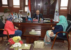 كلية الدراسات الإسلامية ببني سويف تخصص مكتبا للاستشارات الأسرية