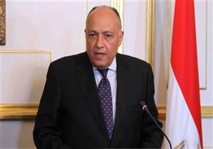 شكري يبحث مع مفوض الجوار الأوروبي ترتيبات القمة العربية - الأوروبية