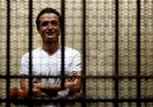 """إعادة محاكمة """"دومة"""" بـ""""أحداث مجلس الوزراء"""" الخميس"""