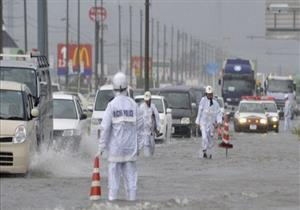 فيضانات اليابان.. ارتفاع في أعداد القتلى والمفقودين