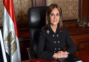 سحر نصر تلتقي بضباط القوات المسلحة المرشحين للتمثيل العسكري بسفارات مصر