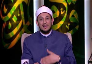 بالفيديو.. رمضان عبدالمعز: الملائكة تلعن الزوج الذى يظلم زوجته