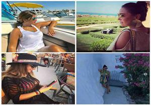 ليالي الصيفية| حورية فرغلي في تونس ورانيا يوسف باليونان ومنة فضالي في الساحل الشمالي