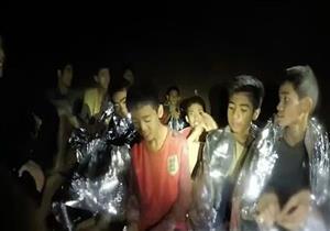 """بالفيديو - أول تصريحات لأطفال """"كهف تايلاند"""" بعد إنقاذهم"""