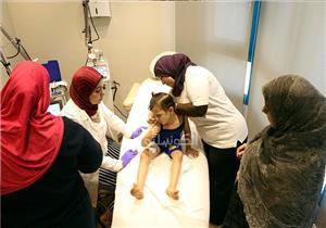 مجانا لغير القادرين.. مبادرة لعلاج أصحاب الأمراض الجلدية بالليزر