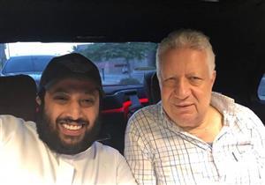 مرتضى منصور يدافع عن آل الشيخ ويفتح النار على محمود الخطيب