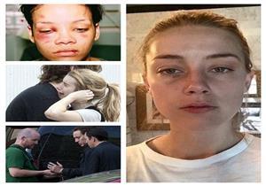 اعتدوا على صديقاتهم.. تعرف على نجوم هوليوود المتهمين بممارسة العنف