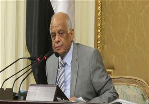 عبدالعال يعلن تأجيل مناقشة الرد على برنامج الحكومة إلى الثلاثاء