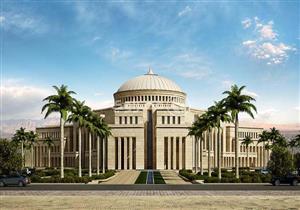 """يتسع لألف شخص.. """"مصراوي"""" داخل مبنى البرلمان في العاصمة الجديدة -صور"""