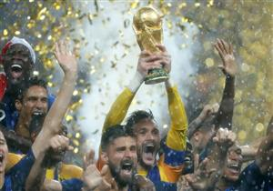 حول العالم في 24 ساعة: فرنسا تستعيد كأس العالم