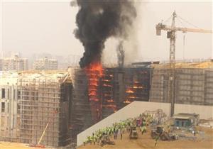 النيابة الإدارية: حفظ التحقيق في حريق المتحف الكبير وتحميل الشركة المنفذة التلفيات
