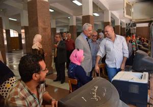 بالصور- إقبال كثيف في اليوم الأول للتنسيق بجامعة المنوفية