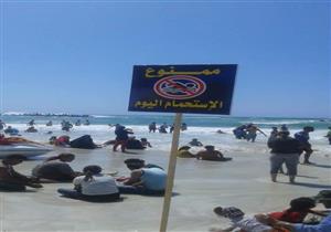 """مسؤولو """"شاطئ الموت"""" بالإسكندرية: هذه أسباب غرق 6 شباب في يوم واحد"""