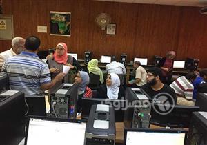 تنسيق الجامعات.. إقبال ضعيف على معامل هندسة القاهرة في ساعة الظهيرة