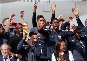 مترو باريس يكرم المنتخب الفرنسي بتعديل أسماء 6 محطات