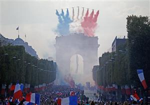 مراسم استقبال رسمية لفرنسا بقصر الإليزيه