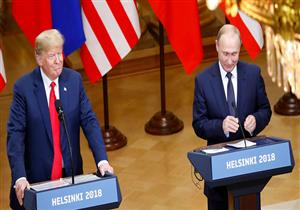 """طريقة ترامب مع بوتن """"تفجر"""" الجدل"""