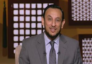 """بالفيديو.. رمضان عبدالمعز: """"المخبتين"""" مبشرين من قبل الله بالجنة"""