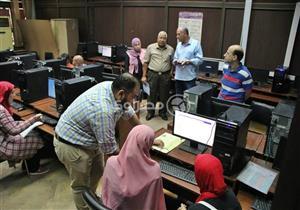 69 طالبا يسجلون رغباتهم في تنسيق الثانوية العامة بجامعة السادات