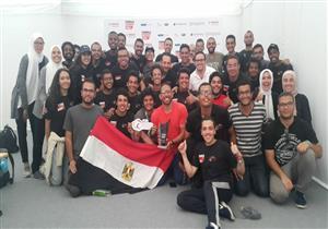 """أول حوار مع قائد فريق """"هندسة عين شمس"""" الفائز بمسابقة فورميلا العالمية"""