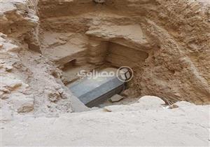 بث مباشر.. لحظة رفع تابوت الإسكندرية من مكانه