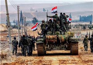 الجيش السوري يحرر قريتين في ريف درعا الشمالي
