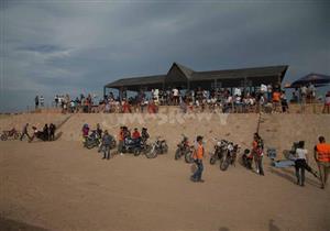 """بالفيديو.. انطلاق منافسات الجونة الدولية لـ""""Motocross"""" الخميس القادم"""