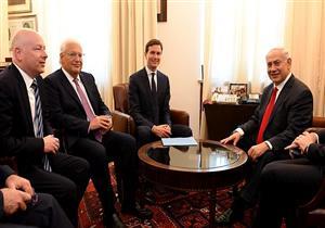 """المخططون لـ """"صفقة القرن"""": لا خيار أمام حماس إلا الاعتراف بإسرائيل"""