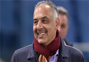 """""""يويفا"""" يمنع مالك روما من حضور مبارياته 3 أشهر"""