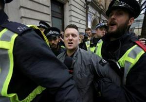 قلق ازاء اهتمام مؤيدين لترامب بقضية ناشط معاد للاسلام في بريطانيا