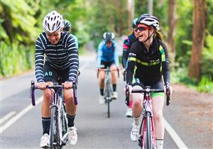 فوائد متعددة لركوب الدرجات.. بينها تحسين الصحة العقلية