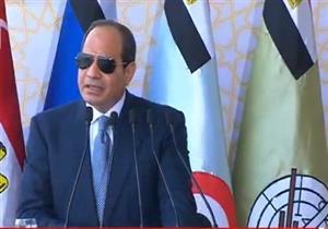 الرئيس السيسي يمنح قلادة النيل للعقيد يوسف منصور صديق أحد رموز ثورة يوليو