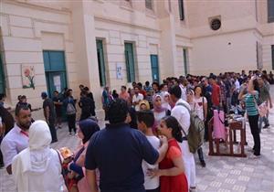 """بالصور- مئات المواهب تتوافد على اختبارات """"Arabs Got Talent 6"""" بالإسكندرية"""