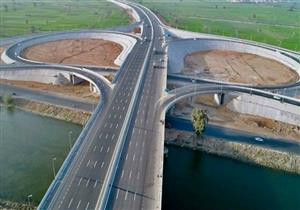 """""""الطرق والكباري"""": افتتاح آخر مراحل الدائري الإقليمي الشمالي خلال أيام"""